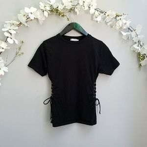 Urban Outfitters Light Before Dark T-shirt